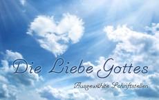 Die Liebe Gottes*