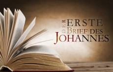Der erste Brief des Johannes