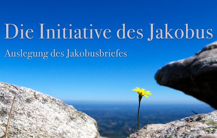 Die Initiative des Jakobus