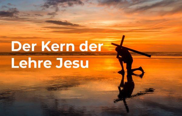 Luk. 9,23-25 - Wie der Selbsthass zu deiner Errettung gehört Image